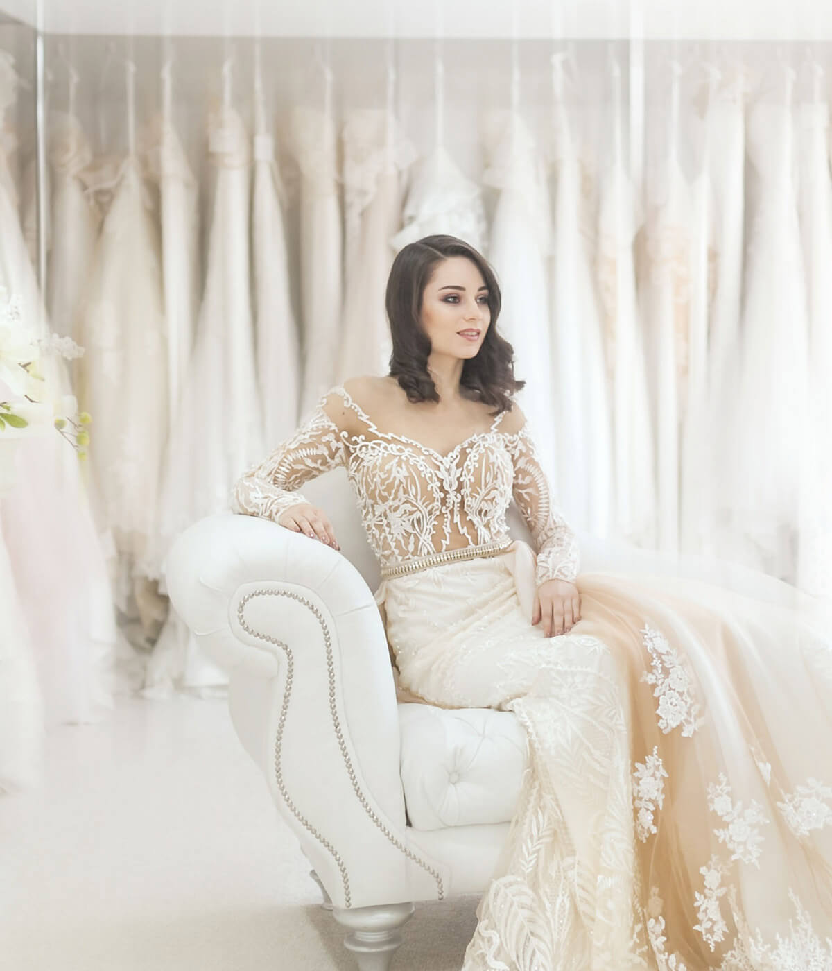 Read more about the article Beautiful bride dress